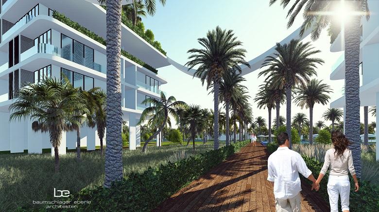 Phối cảnh dự án FLC Coastal Hill